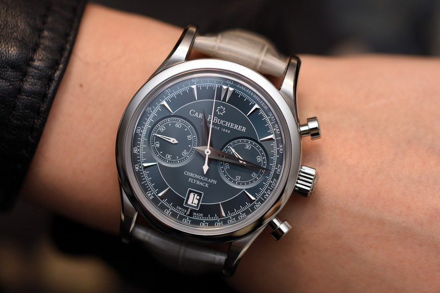baselworld Another top 7 watch brands not to miss at Baselworld 2019 CarlFBucherer 026