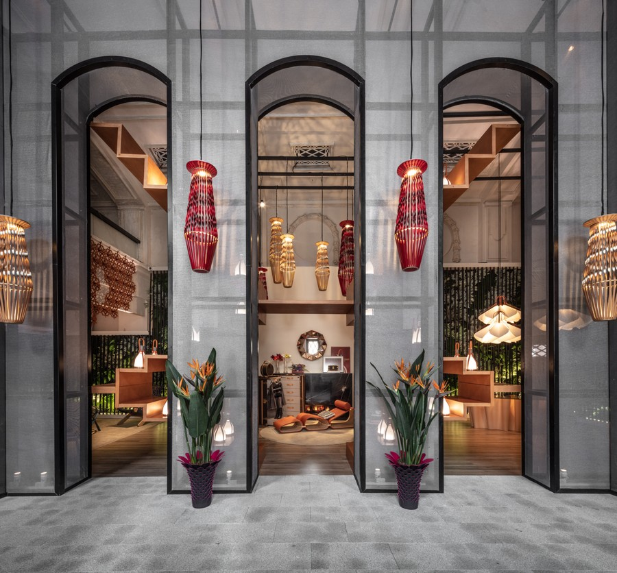 louis vuitton A look inside Louis Vuitton's Objets Nomades Collection Exhibition LV1