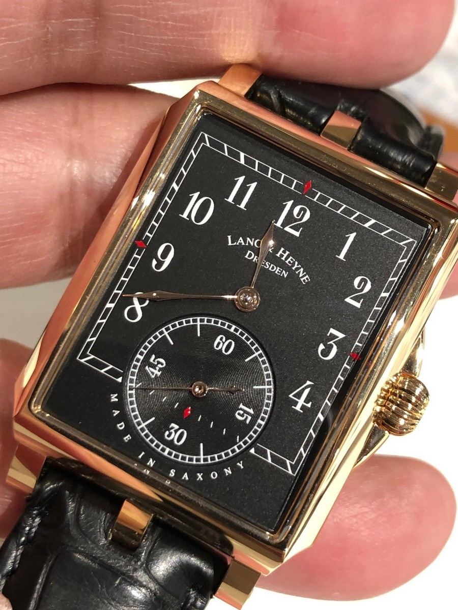 baselworld 2019 Baselworld 2019: another list of watches of the event Lang Heyne