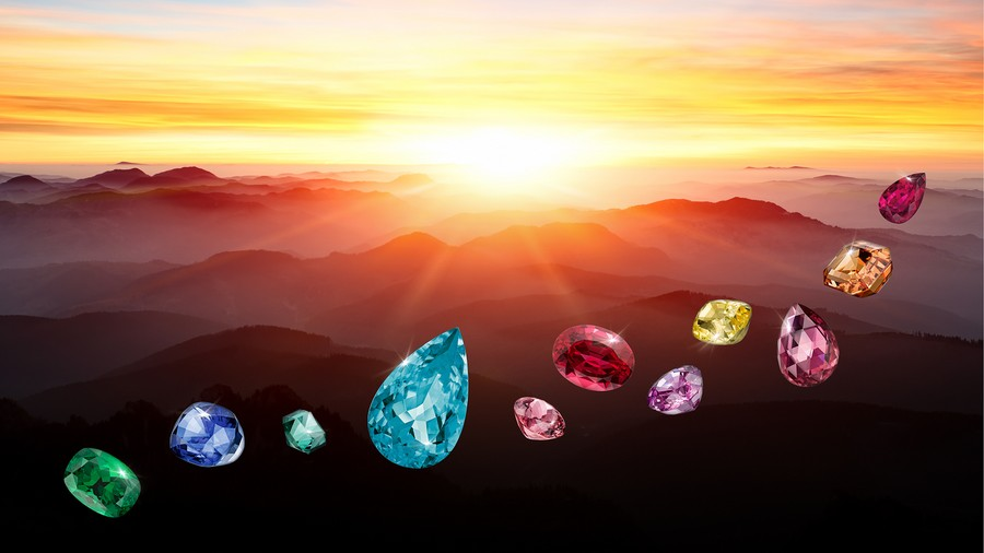Five gemstone brands you can see in Baselworld 2019 baselworld 2019 Five gemstone brands you can see in Baselworld 2019 Paul Wild
