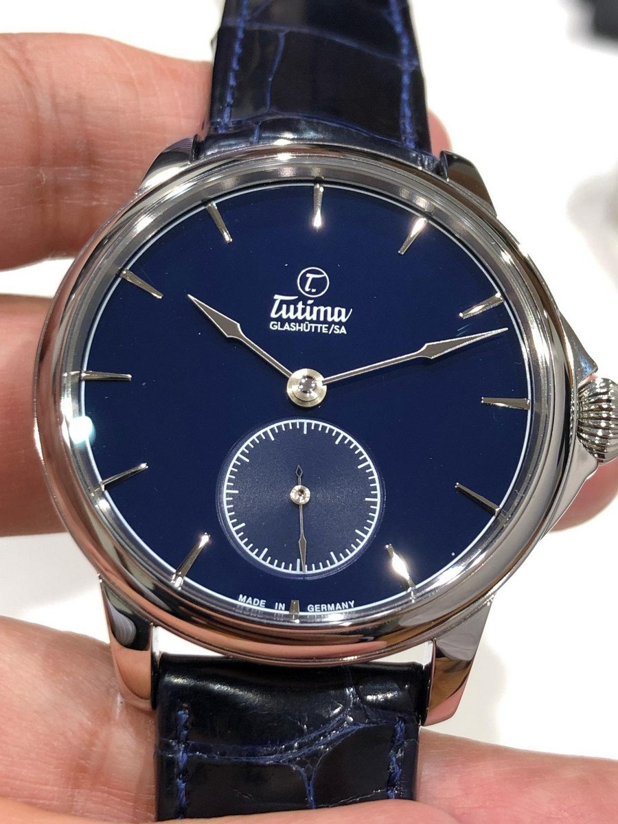 baselworld 2019 Baselworld 2019: another list of watches of the event Tutima1