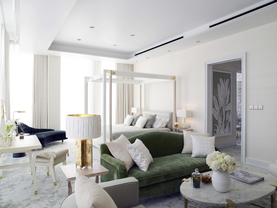 interior design trends Have a look at some 2019 interior design trends for inspiration David Collins Studio1 1