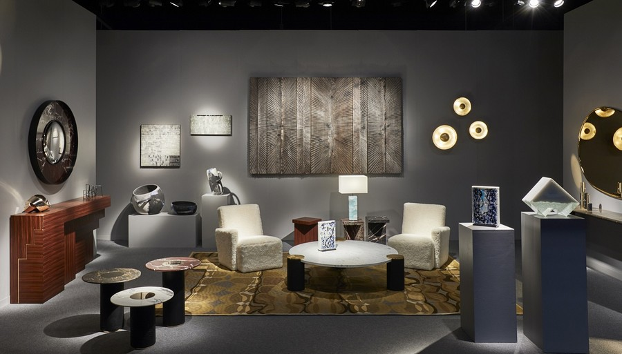 pad monaco PAD Monaco 2019: the highlights of the first edition Galerie Negropontes PADMonaco