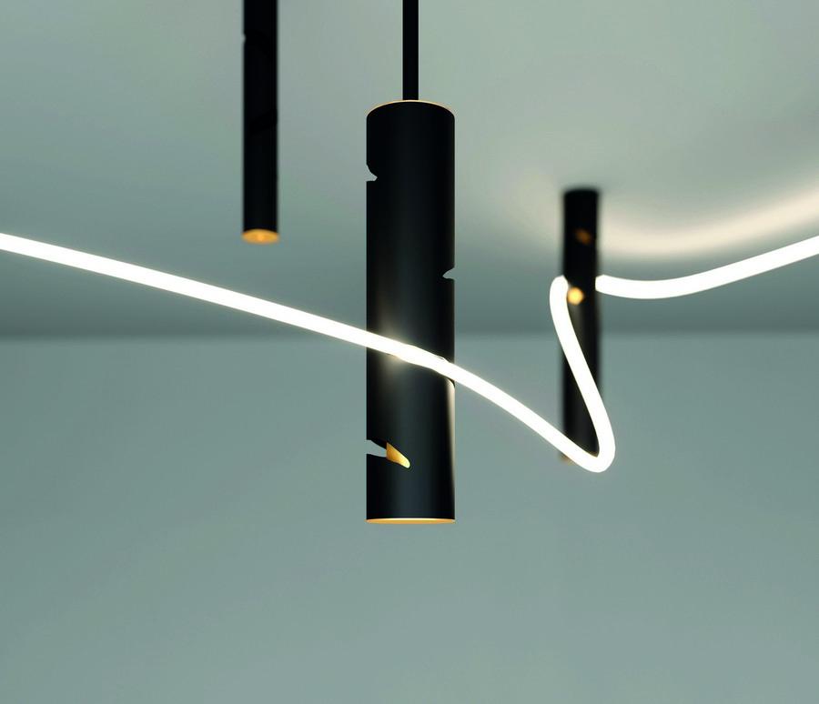 artemide Artemide: a brand that makes lighting look and feel like art Interweave 001