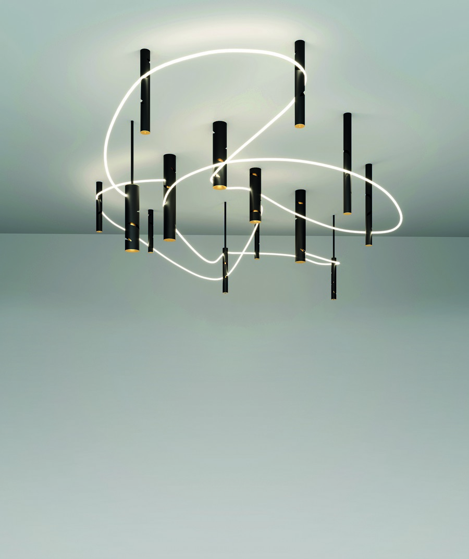 artemide Artemide: a brand that makes lighting look and feel like art Interweave 004