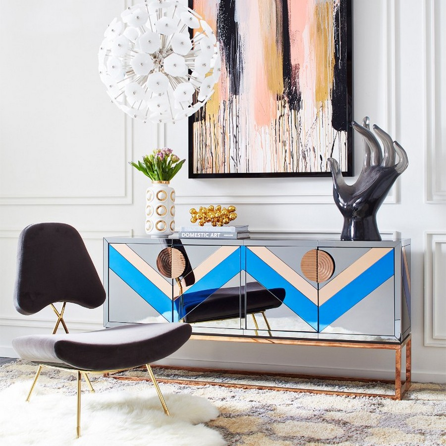 interior design projects A look into a couple of inspiring interior design projects Jonathan Adler1