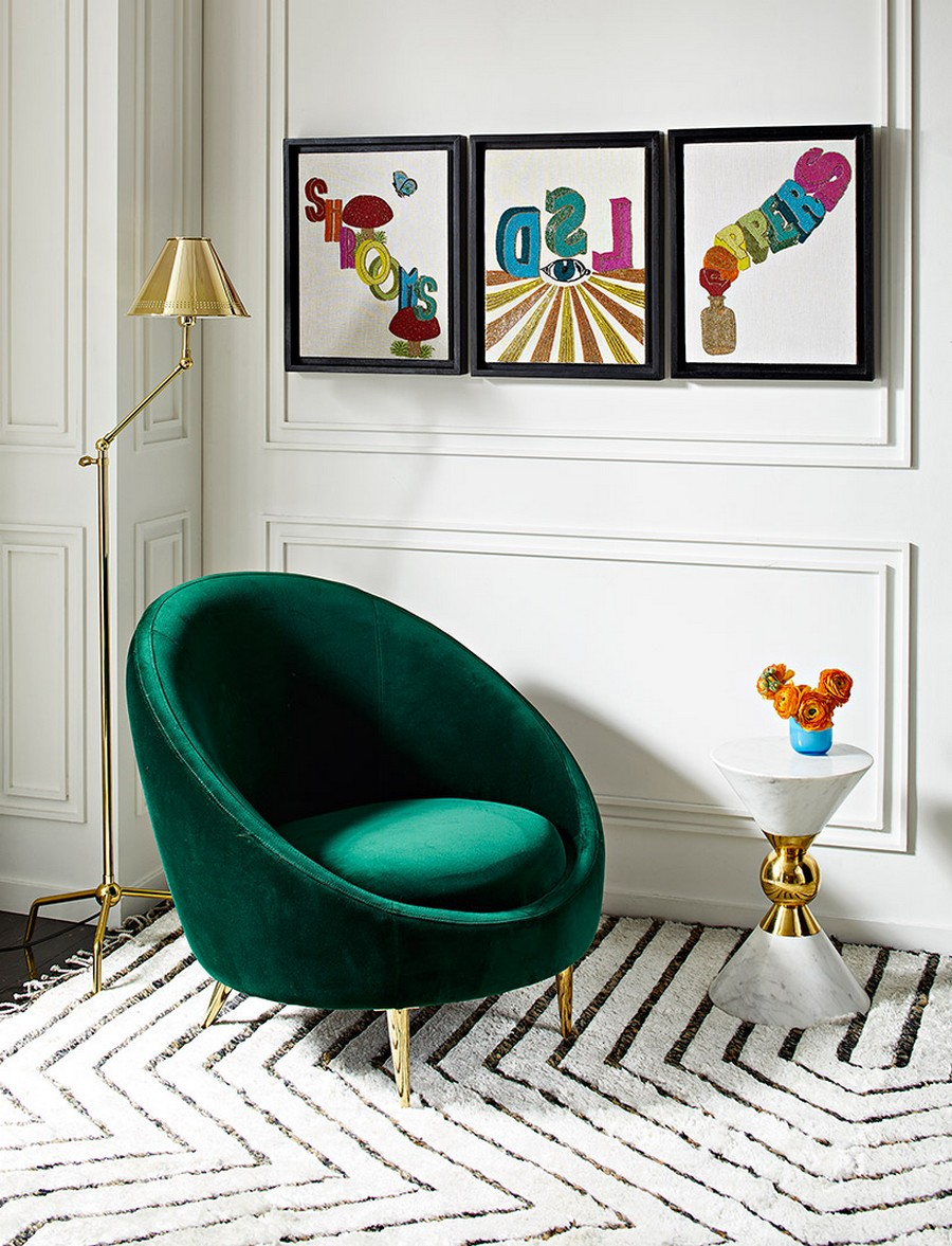 interior design trends Have a look at some 2019 interior design trends for inspiration Jonathan Adler3 1