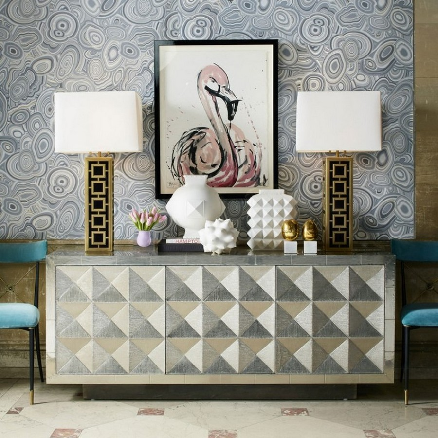 interior design projects A look into a couple of inspiring interior design projects Jonathan Adler3