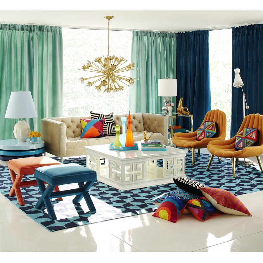 interior design trends Have a look at some 2019 interior design trends for inspiration JonathanAdler1