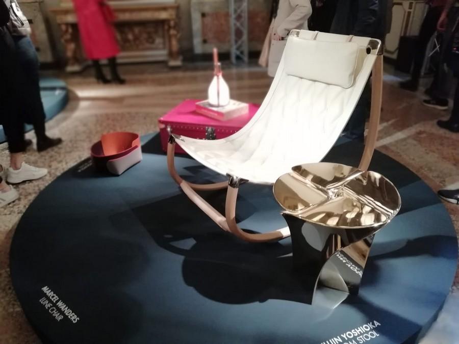 milan design week A look at Louis Vuitton's Objets Nomades showcase in Milan Design Week ObjetsNomades11