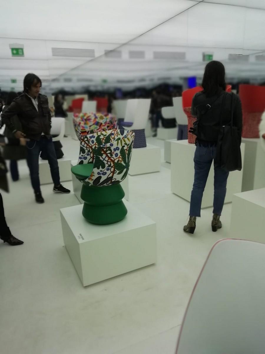 milan design week A look at Louis Vuitton's Objets Nomades showcase in Milan Design Week ObjetsNomades13
