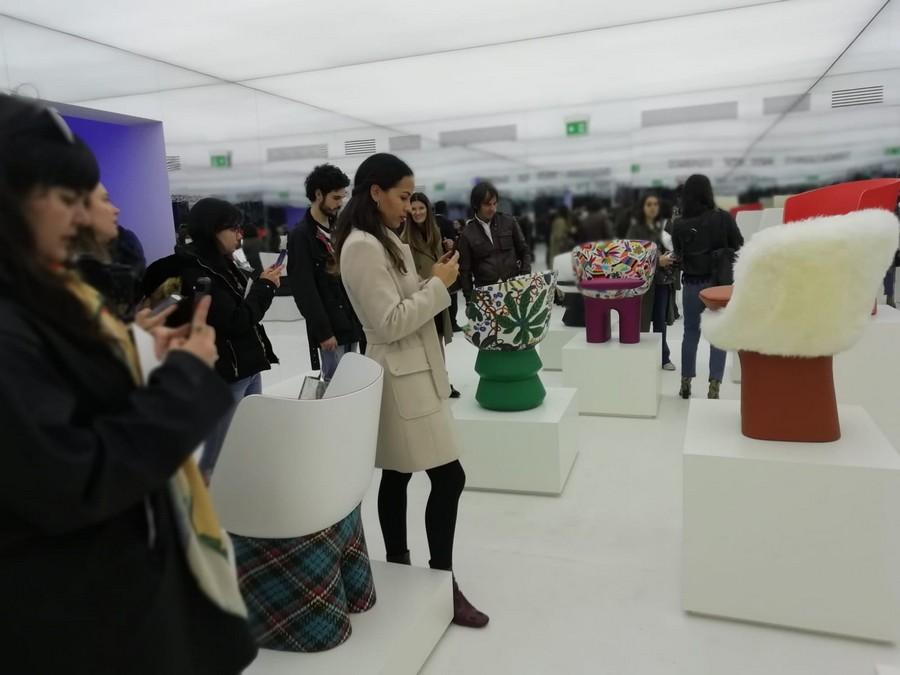 milan design week A look at Louis Vuitton's Objets Nomades showcase in Milan Design Week ObjetsNomades15
