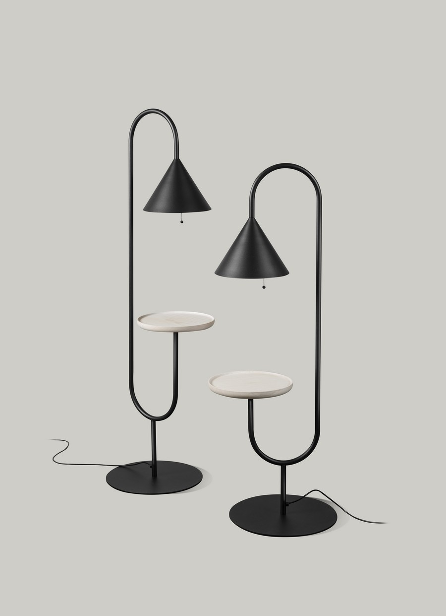 miniforms A look into the curious new collection by Miniforms Ozz Lamp