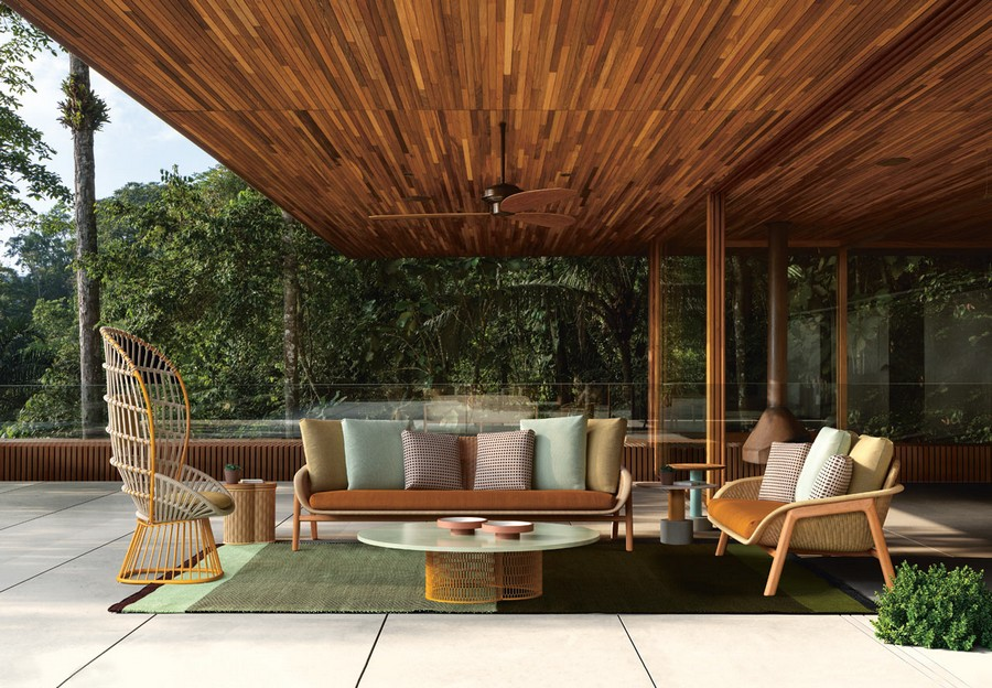 interior design trends Have a look at some 2019 interior design trends for inspiration Patricia Urquiola1 1