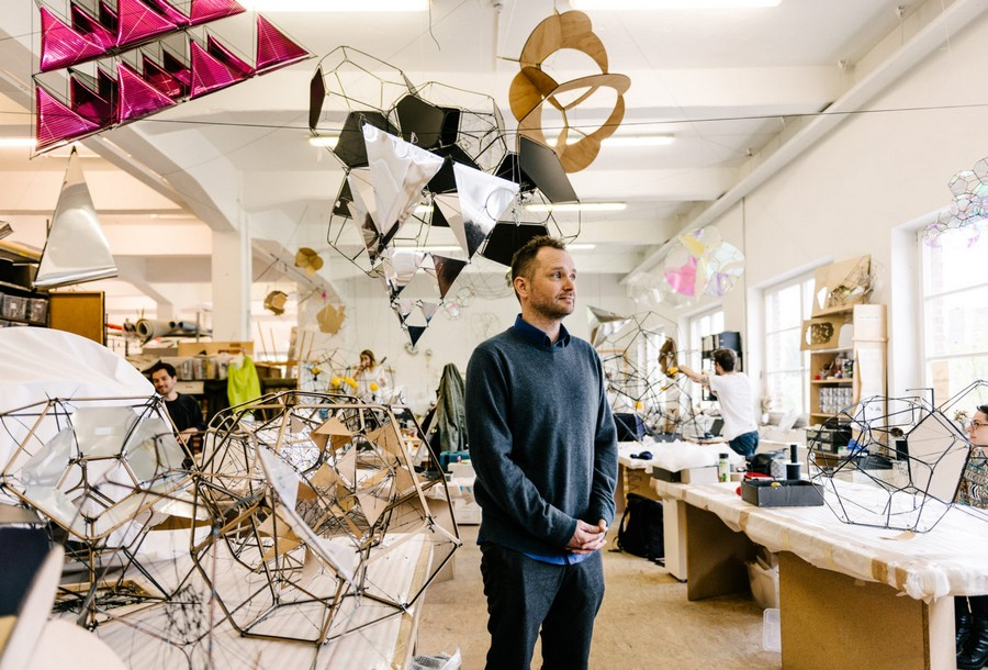 milan design week Milan Design Week 2019: Tomás Saraceno teams with Bulgari TomasSaraceno