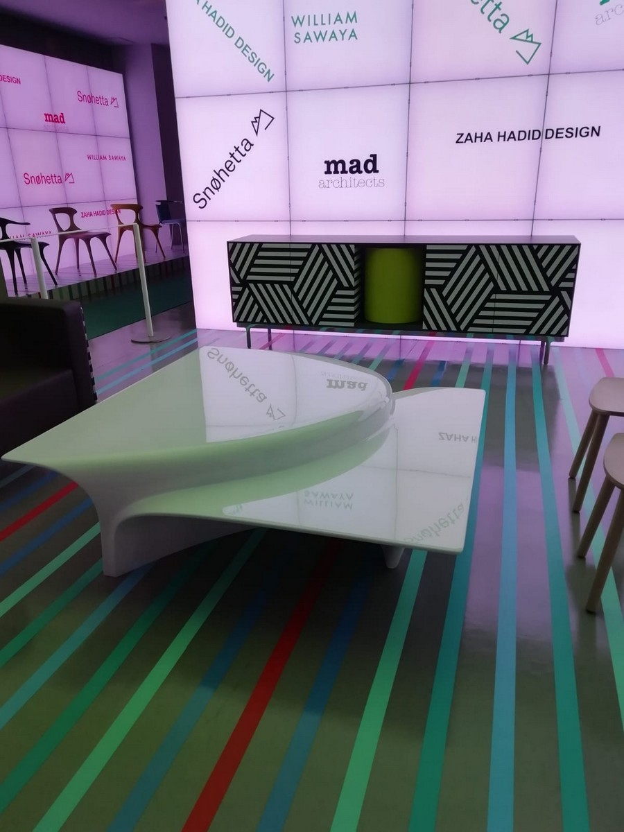 milan design week Milan Design Week 2019: our top showcases of this edition ZahaHadid1