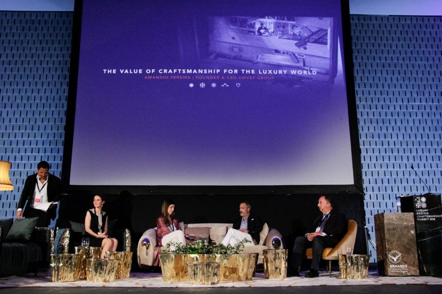 craftsmanship summit 2019 Luxury Design & Craftsmanship Summit 2019: know more about the event Celebrating Craftsmanship The Luxury DesignCraftsmanship Summit 2019 5 1024x683