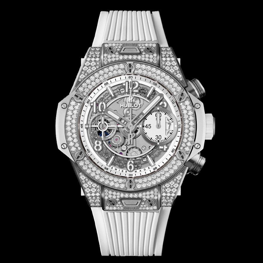 baselworld Baselworld 2019: black and white is a trend in luxury watches Hublot 1