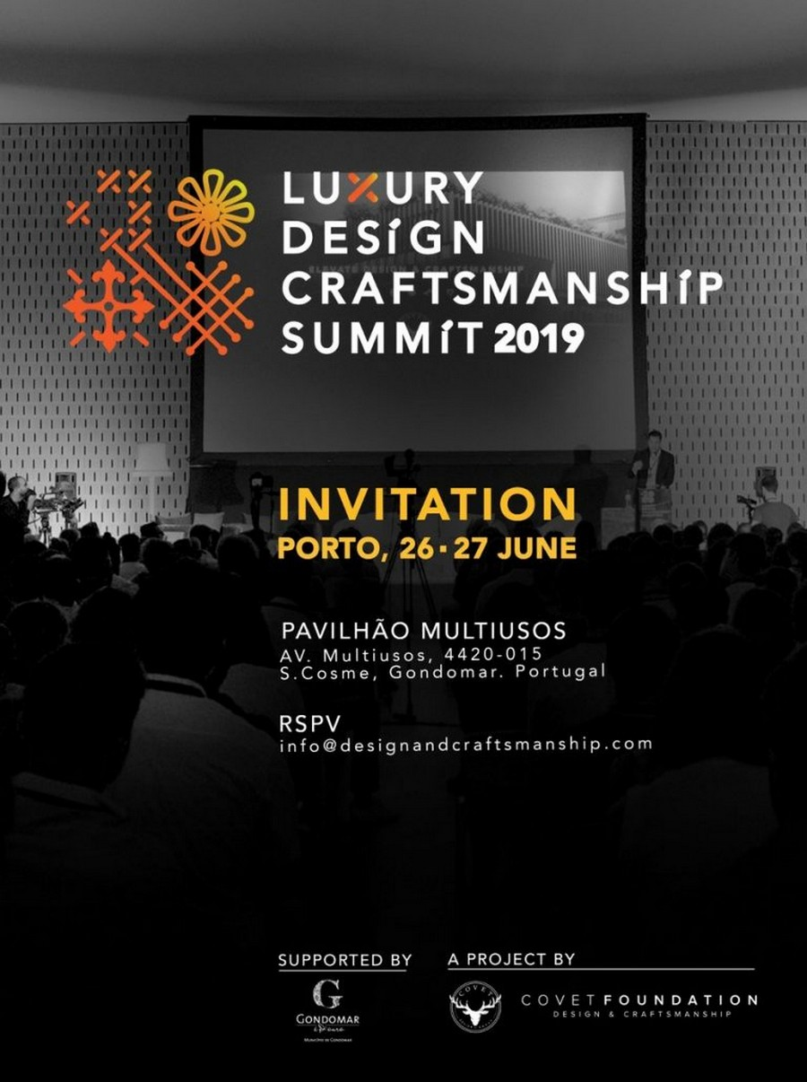 Luxury Design & Craftsmanship Summit 2019: know more about the event craftsmanship summit 2019 Luxury Design & Craftsmanship Summit 2019: know more about the event LDC2 768x1029