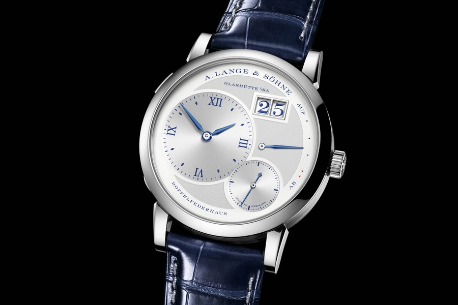 lange 1 A. Lange & Söhne's Lange 1 watch back for a 25th anniversary edition Lange3