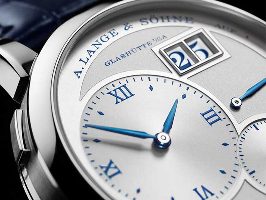 lange 1 A. Lange & Söhne's Lange 1 watch back for a 25th anniversary edition Lange4
