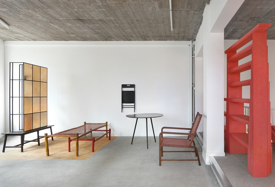 studio mumbai Check out the new furniture collection by Studio Mumbai Studio mumbai2