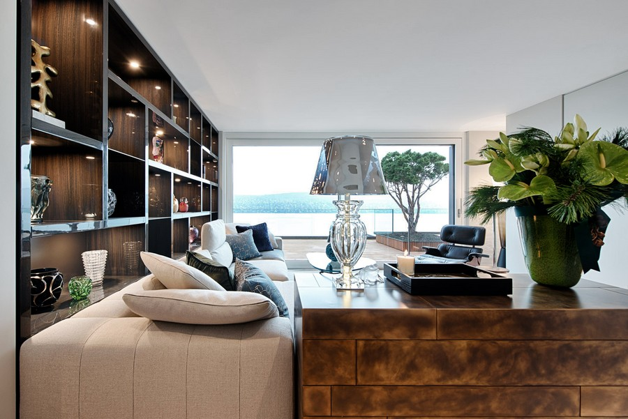 Pure Living LTD: quality interior design made in Switzerland pure living ltd Pure Living LTD: quality interior design made in Switzerland apartement mit weitsicht ueber den zuerichsee 04 6