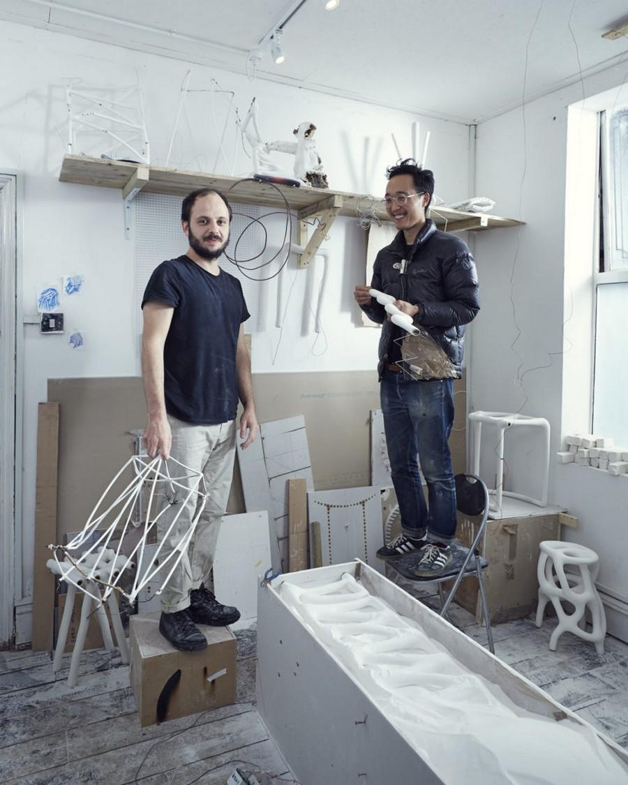 "studio illio A look at ""Hot Wire Extensions"" collection by Studio Illio studio ilio portrait"