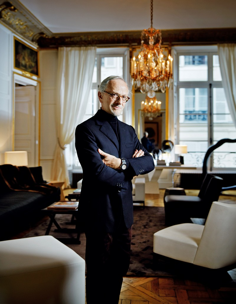 interior designers Check out our list of 100 of the best interior designers (PT1) Christian Liaigre