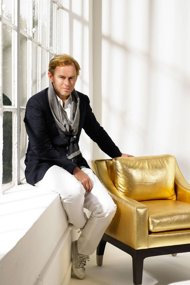 interior designers Check out our list of 100 of the best interior designers (PT1) David Collins