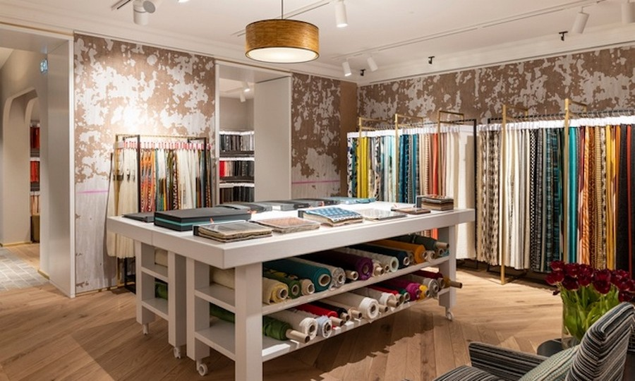 Élitis Élitis: a French company with a special touch for fabrics Elitis Paris2