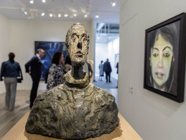 galleries at art basel's 2018 Get to Know the Galleries at Art Basel's 2018 Edition in Basel Get to Know the Galleries at Art Basel   s 2018 Edition in Basel 740x560