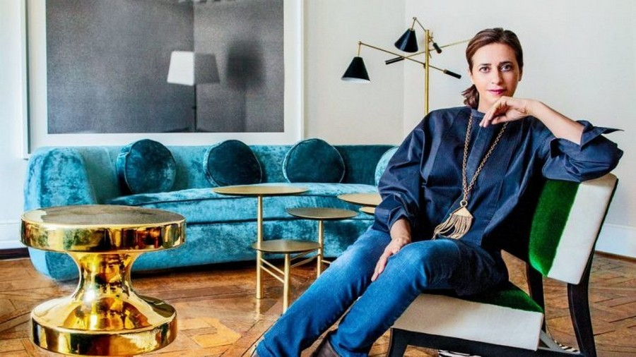 best interior designers Know 20 of the Best Interior Designers from France (PT1) India Mahdavi 1