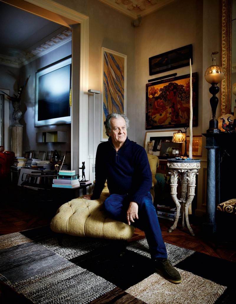 interior designers Check out our list of 100 of the best interior designers (PT1) Jacques Grange