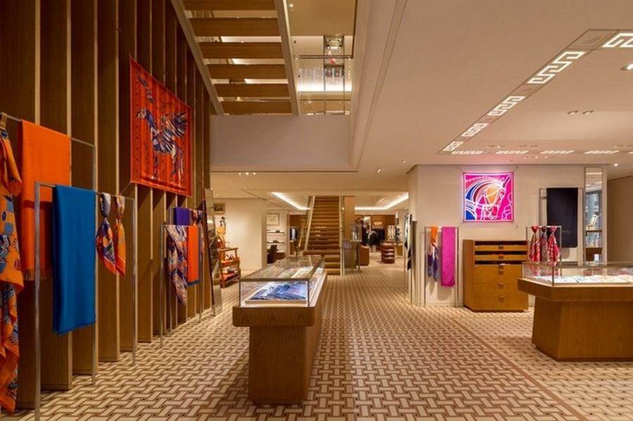 rdai paris RDAI Paris: know more about the Hermès Showroom in Hong Kong Le Magasins dHerm  s    Hong Long par RDAI Paris 2