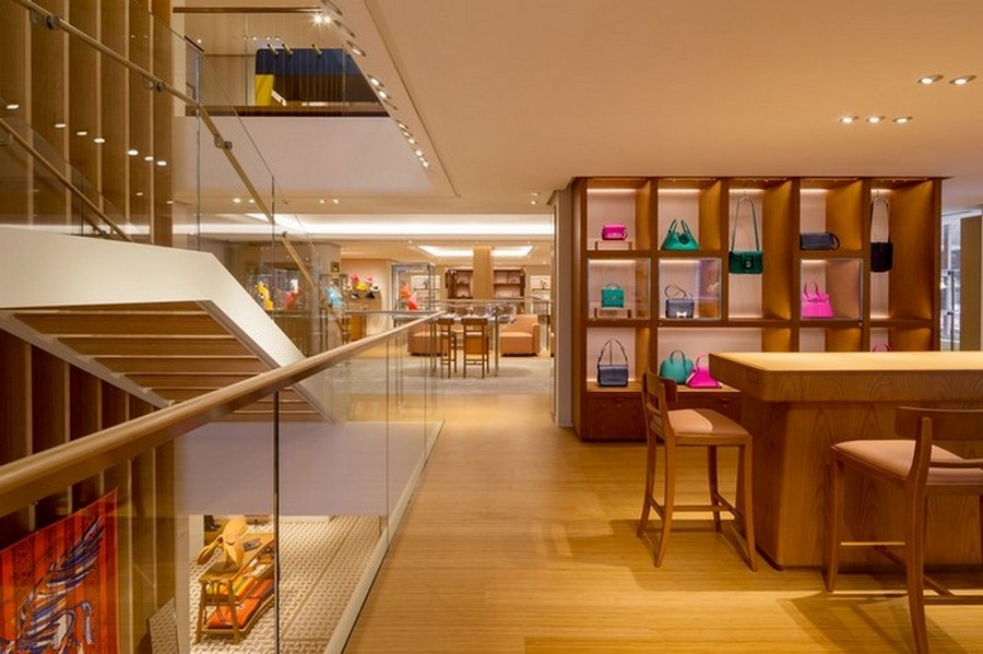 rdai paris RDAI Paris: know more about the Hermès Showroom in Hong Kong Le Magasins dHerm  s    Hong Long par RDAI Paris 4