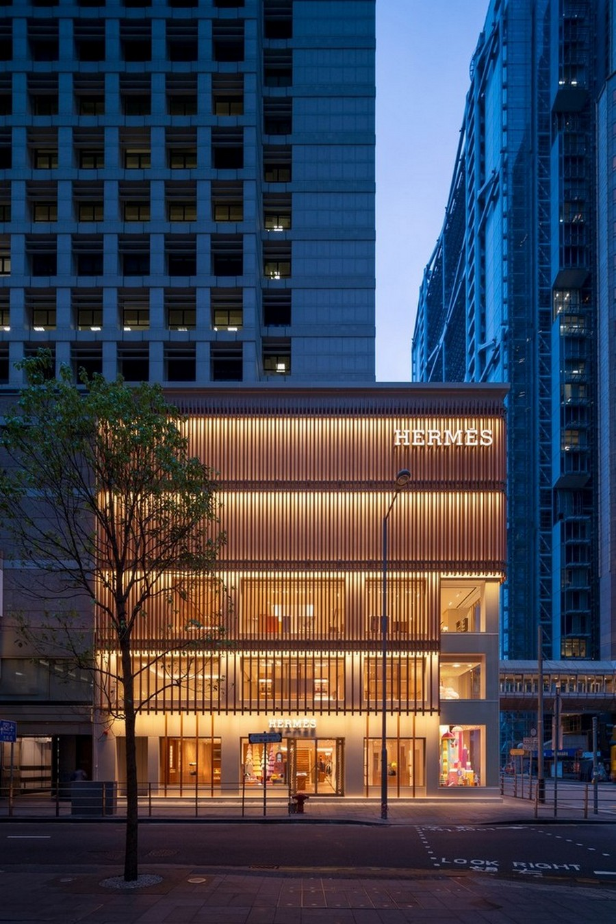RDAI Paris: know more about the Hermès Showroom in Hong Kong rdai paris RDAI Paris: know more about the Hermès Showroom in Hong Kong Le Magasins dHerm  s    Hong Long par RDAI Paris 6