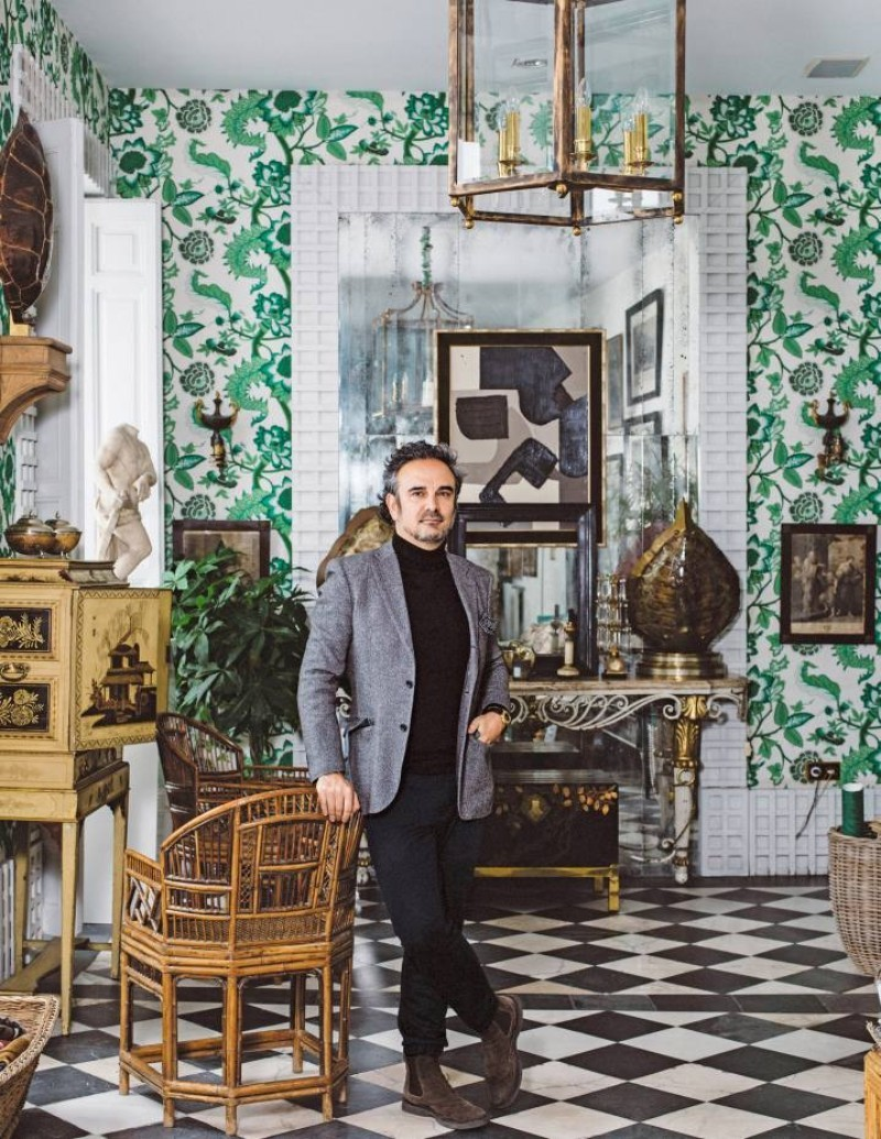 interior designers Check out our list of 100 of the best interior designers (PT1) Lorenzo Castillo
