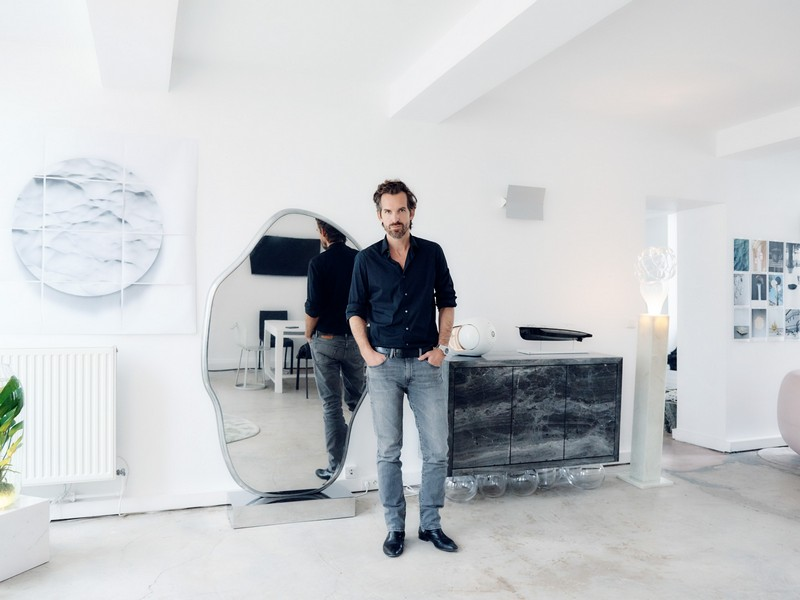 interior designers Check out our list of 100 of the best interior designers (PT2) Mathieu Lehanneur