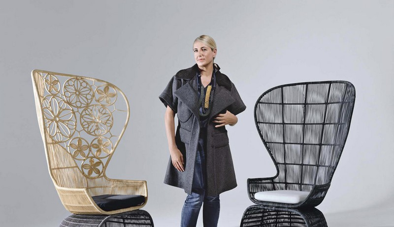 interior designers Check out our list of 100 of the best interior designers (PT2) Patricia Urquiola