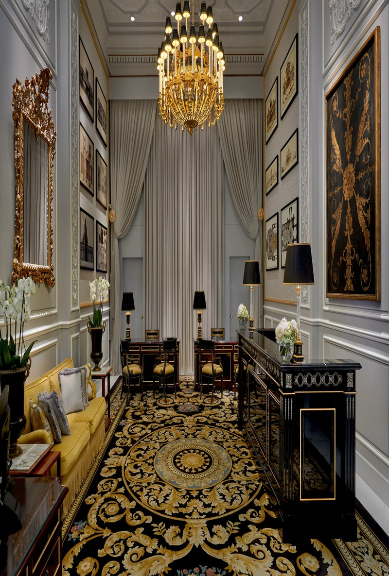 interior designers Check out our list of 100 of the best interior designers (PT2) Pierre Yves Rochon