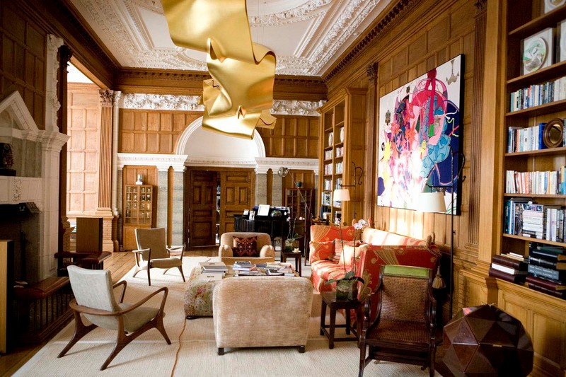 interior designers Check out our list of 100 of the best interior designers (PT2) Robert Couturier