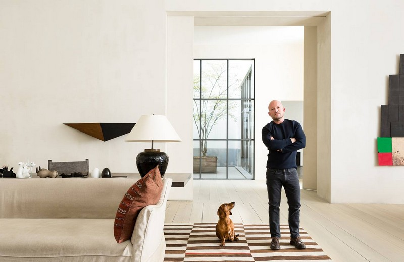 interior designers Check out our list of 100 of the best interior designers (PT2) Vincent Van Duysen