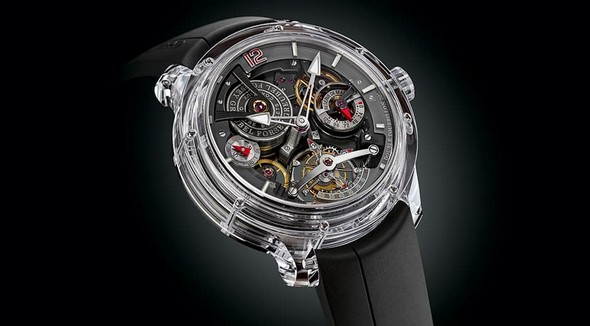 Limited Edition Watch: Greubel Forsey Double Balancier