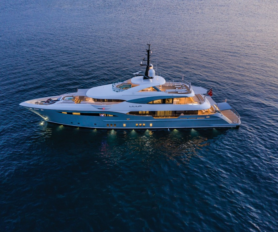 Have a look at this Incredible Luxury Yacht named Lilium luxury yacht Have a look at this Incredible Luxury Yacht named Lilium Have a look at this Incredible Luxury Yacht named Lilium 5