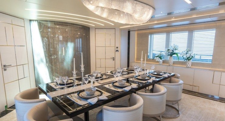 luxury yacht Have a look at this Incredible Luxury Yacht named Lilium Have a look at this Incredible Luxury Yacht named Lilium 7 740x400