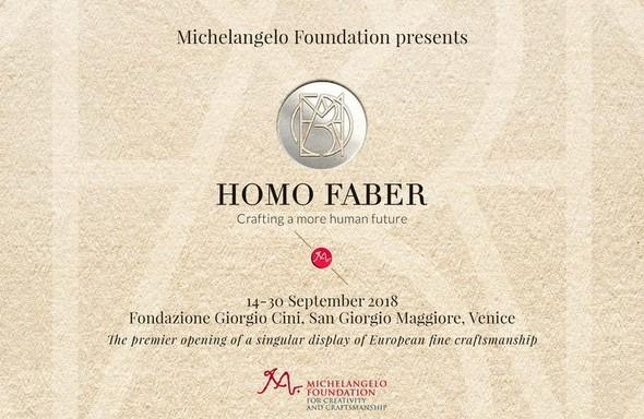 homo faber Homo Faber Venice Showcase 20 Métiers d'Art Homo Faber Venice Showcase 20 M  tiers d   Art 1