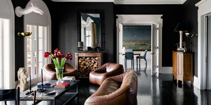 Elegant Living Room Design Ideas For Fall Winter