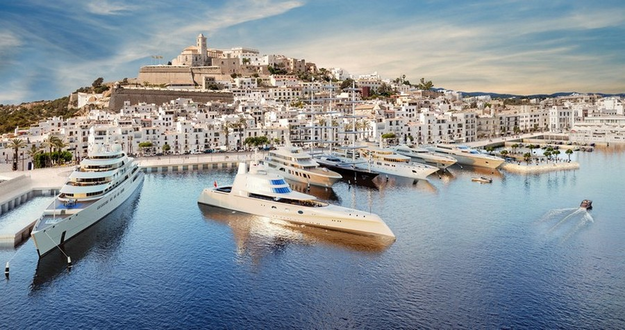 Discover 10 Incredible Superyacht Marinas Throughout the World superyacht Discover 10 Incredible Superyacht Marinas Throughout the World Discover 10 Incredible Superyacht Marinas Throughout the World 4