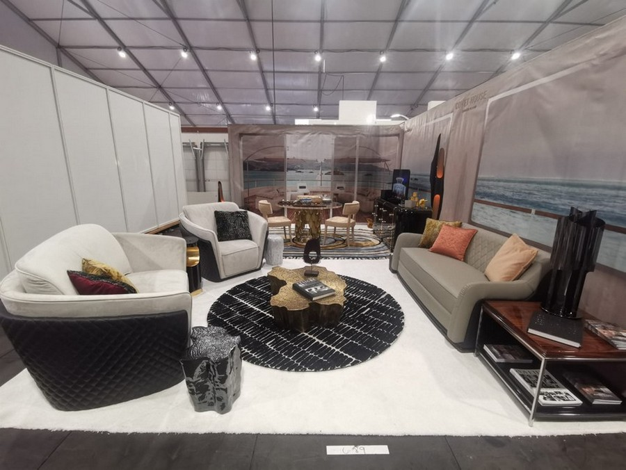 Inside one of the most Luxurious Stands of FLIBS 2019 flibs 2019 Inside one of the most Luxurious Stands of FLIBS 2019 Inside one of the most Luxurious Stands of FLIBS 2019 1